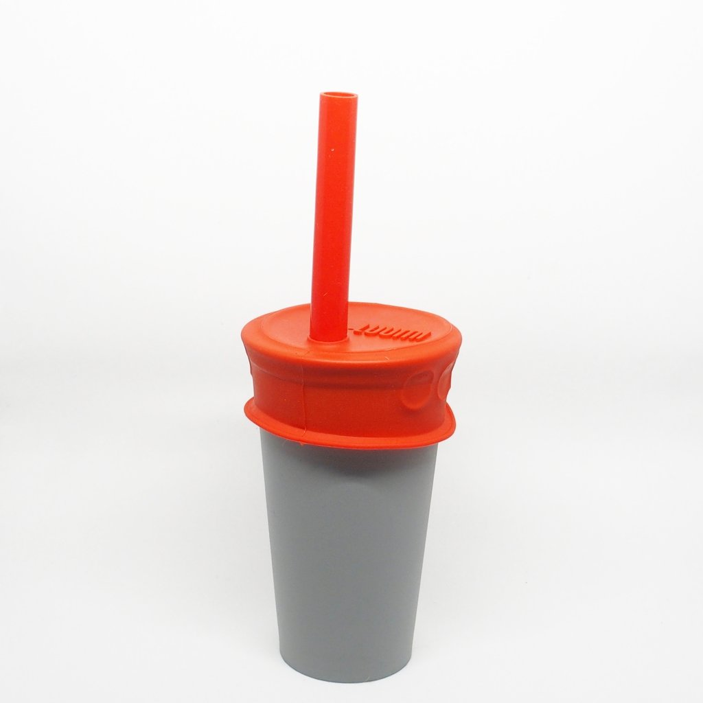 Smoothie / Bubble Tea Lid and Straw | Luumi