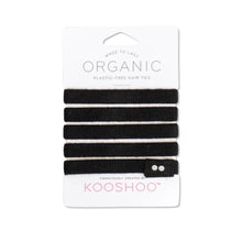 Load image into Gallery viewer, Plastic Free Hair Ties by KOOSHOO