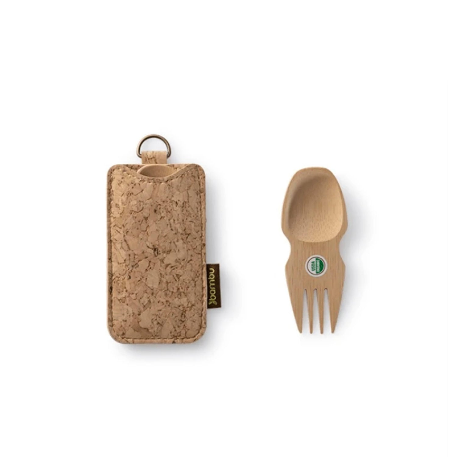 Spork & Cork travel set | bambu