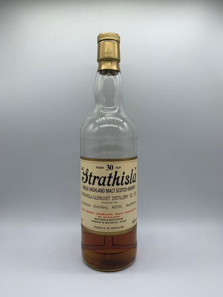 1 x 20ml sample of Strathisla 30 Years Old Gordon & Macphail, 40%