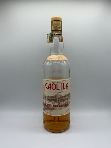 1 x 20ml sample of Caol Ila 1978 13 Years Old Intertrade Turatello Import, 63.7%