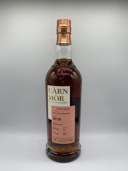 Mortlach 2010 Carn Mor Strictly Limited 10 Years Old, 47.5%
