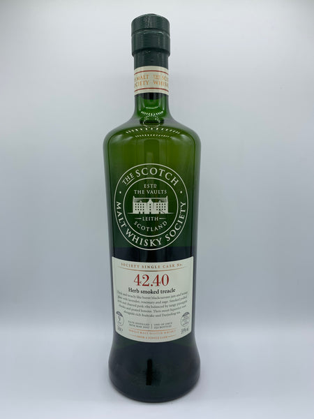 "Ledaig 2007 SMWS 42.40 ""Herb smoked treacle"" 9 Years Old, 59.9%"