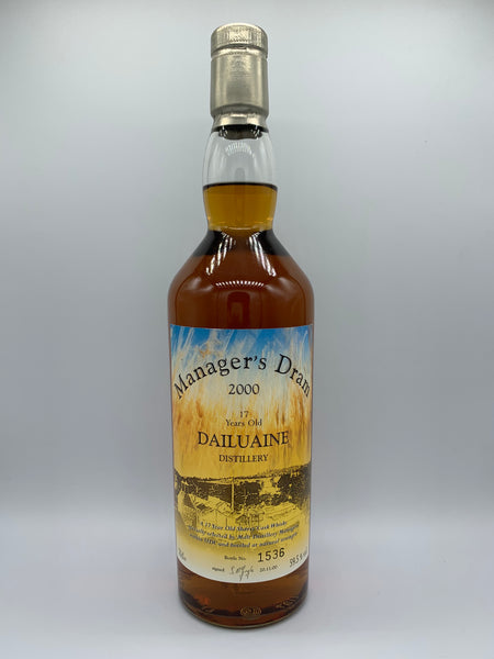 Dailuaine 17 Years Old Manager's Dram, 59.5%
