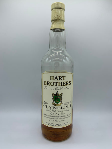 1 x 20ml sample of Clynelish 1995 Hart Brothers Finest Collection, German Import Release 2007, 11 Years Old #12782, 52.5%