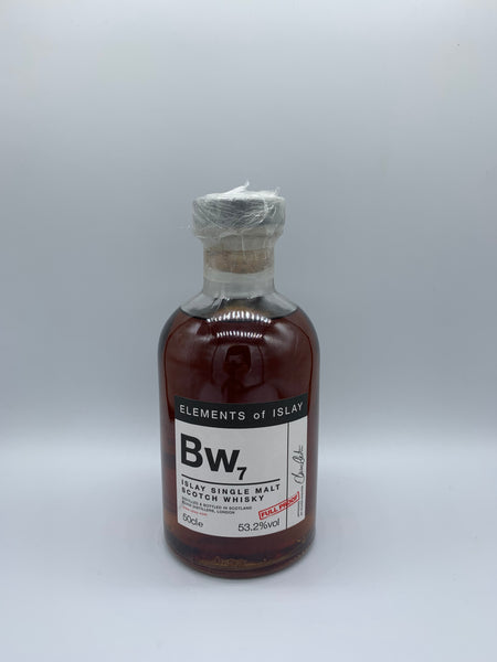 Bw7 Elements of Islay (Bowmore), 53.2%