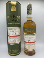 Glen Elgin 1990 Hunter Laing Old Malt Cask 25 Years Old #HL12155, 50%