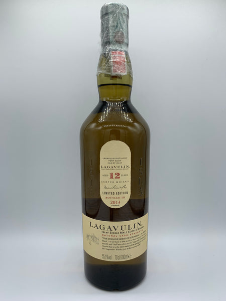 Lagavulin 12 Years Old 13th Release (bottled 2013), 55.1%