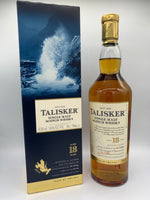 Talisker 18 Years Old OB, 45.8%