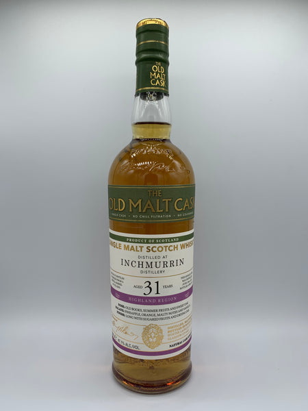 Inchmurrin 1984 31 Years Old Hunter Laing Old Malt Cask #HL12255, 47.1%