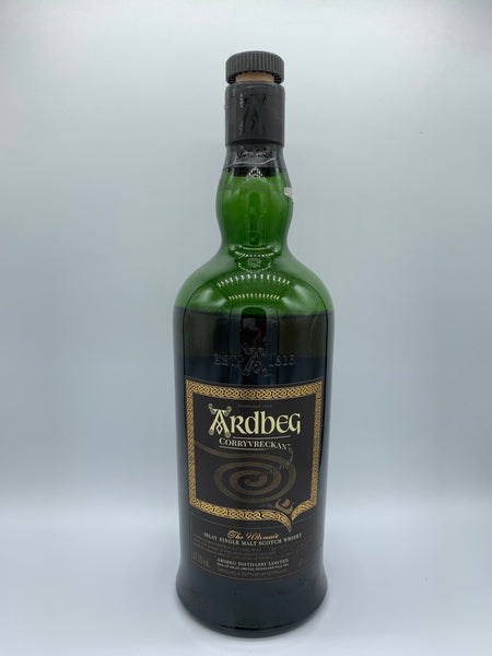 1 x 20ml sample of Ardbeg Corryvreckan OB, 57.1%