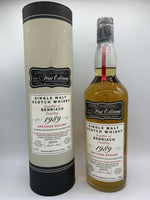 Benriach 1989 The First Editions 26 Years Old #12002, 56.1%
