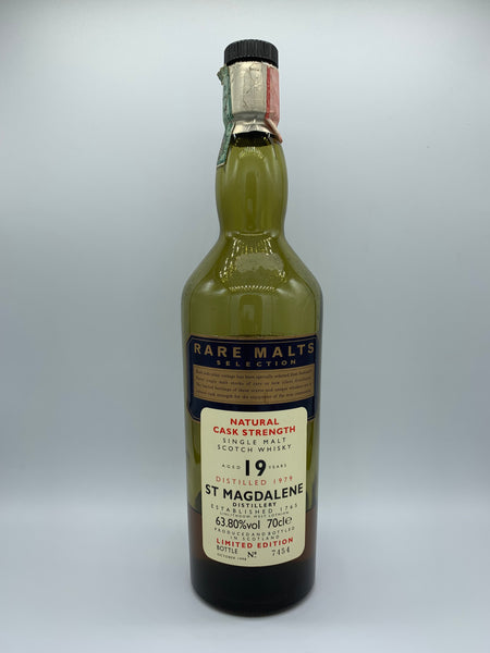 1 x 20ml sample of St Magdalene 1979 OB Rare Malts 19 Years Old, 63.8%