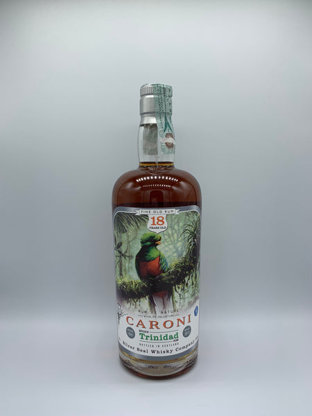 "Caroni 1997 Trinidad Silver Seal ""Rum is Nature"" 18 Years Old, 46%"