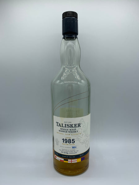 1 x 20ml sample of Talisker 1985 OB Diageo Special Release 2013, 56.1%