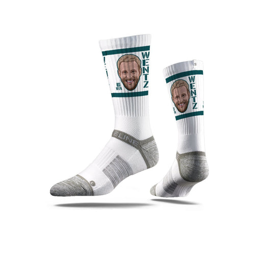 Carson Wentz | Premium Crew | Player Feature | N00182247ML