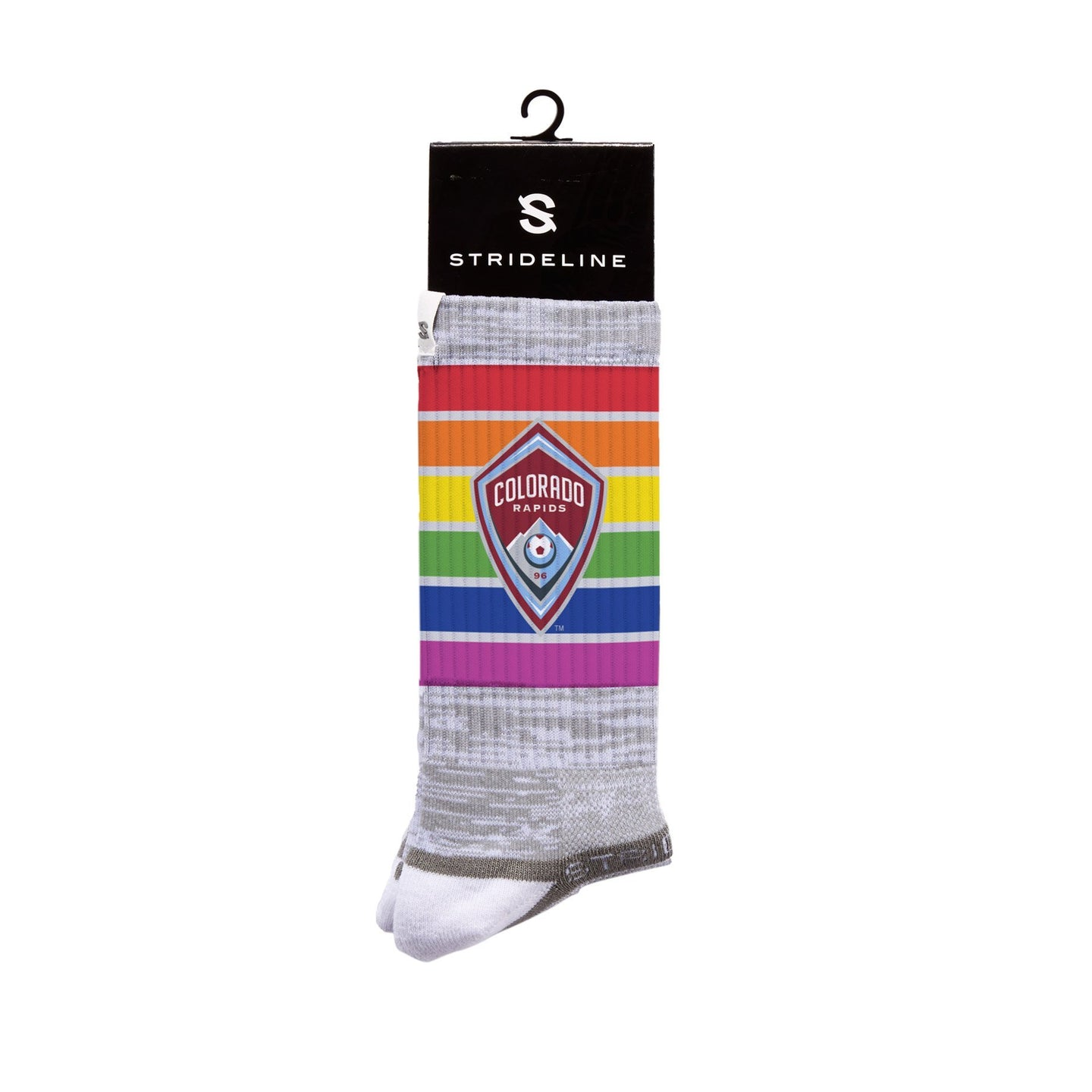 Colorado Rapids Grey Premium Crew N00309171ML