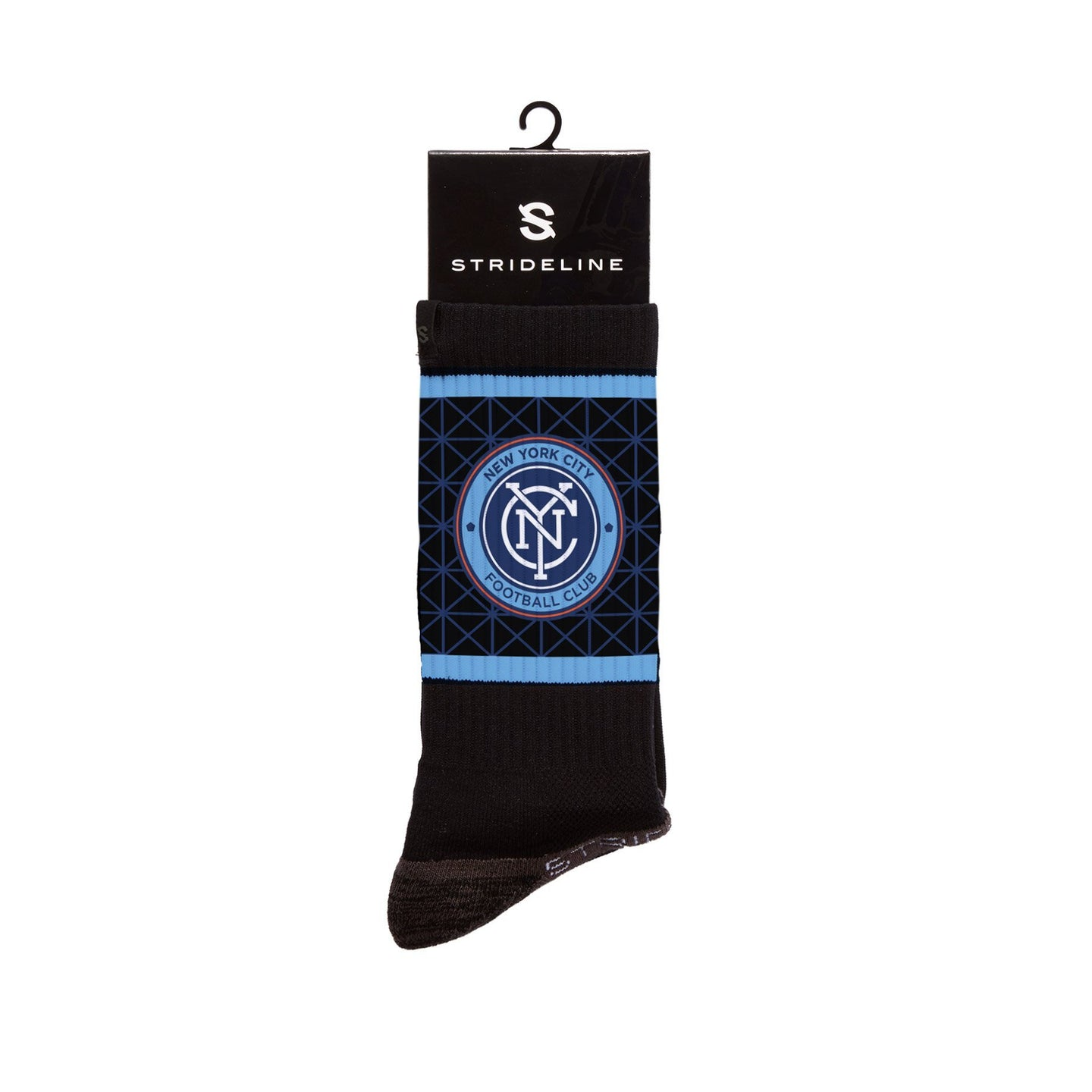 New York City FC | Premium Crew | MLS Primary Logo | N00312582ML