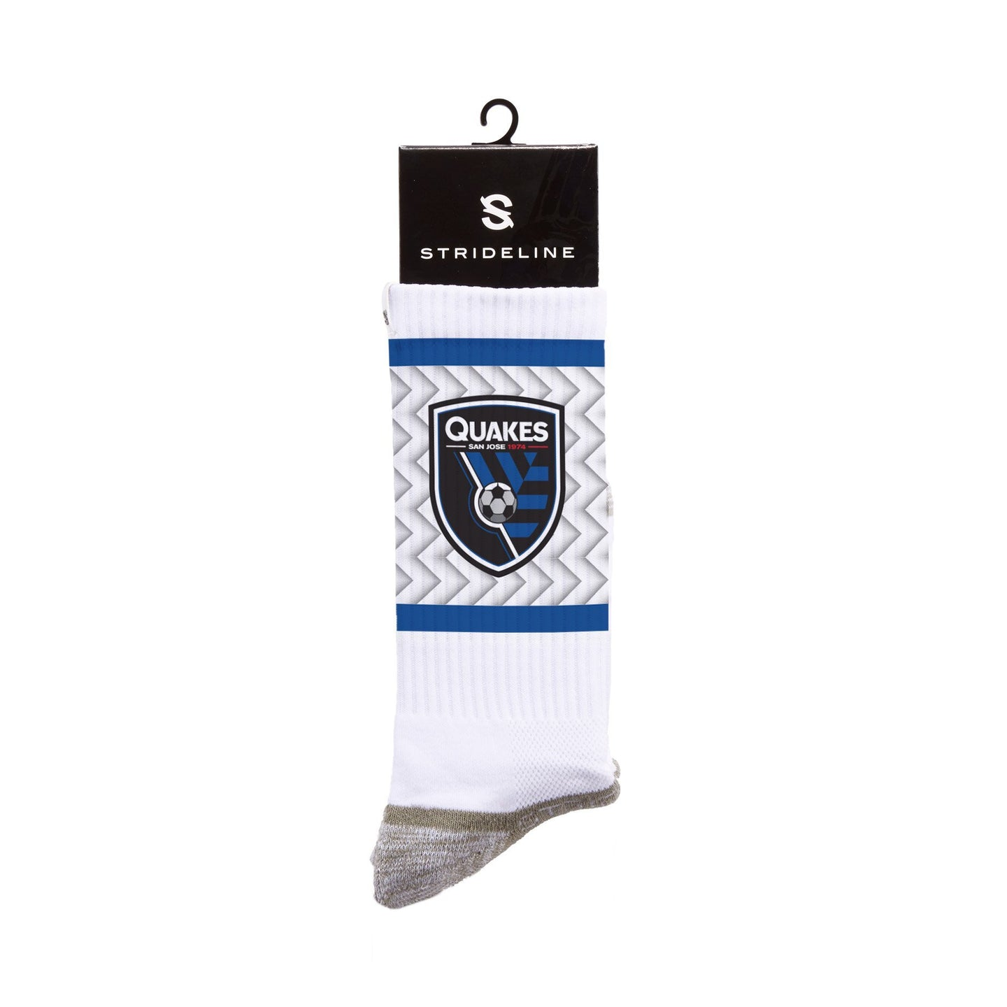 San Jose Earthquakes | Premium Crew | MLS Primary Logo | N0031359ML