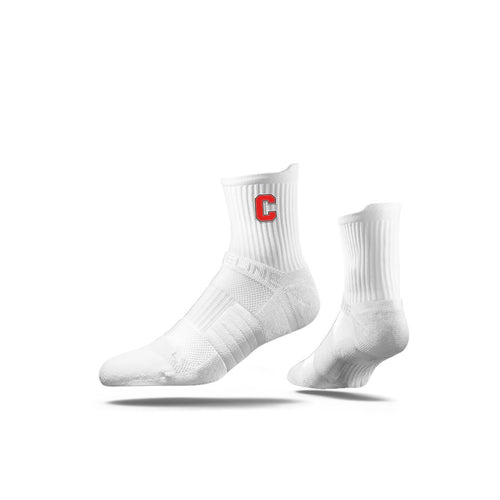 Cornell White Embroidered Mid N0039522ML