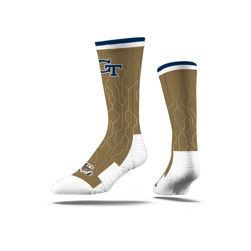 Georgia Tech | Premium Digital Print | NCAA Fashion Logo | N00958129ML