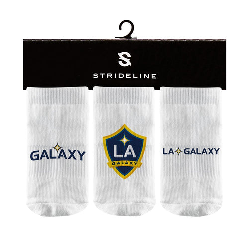 La Galaxy | Baby Socks | MLS Primary Logo | N01143806B01