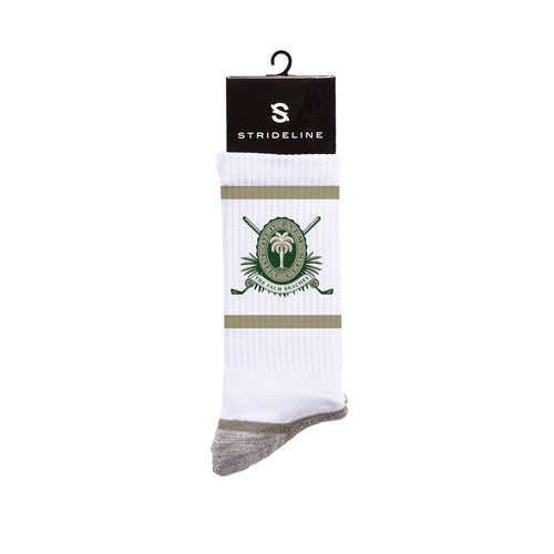 Old Palm Golf Club White Premium Crew N01574740ML