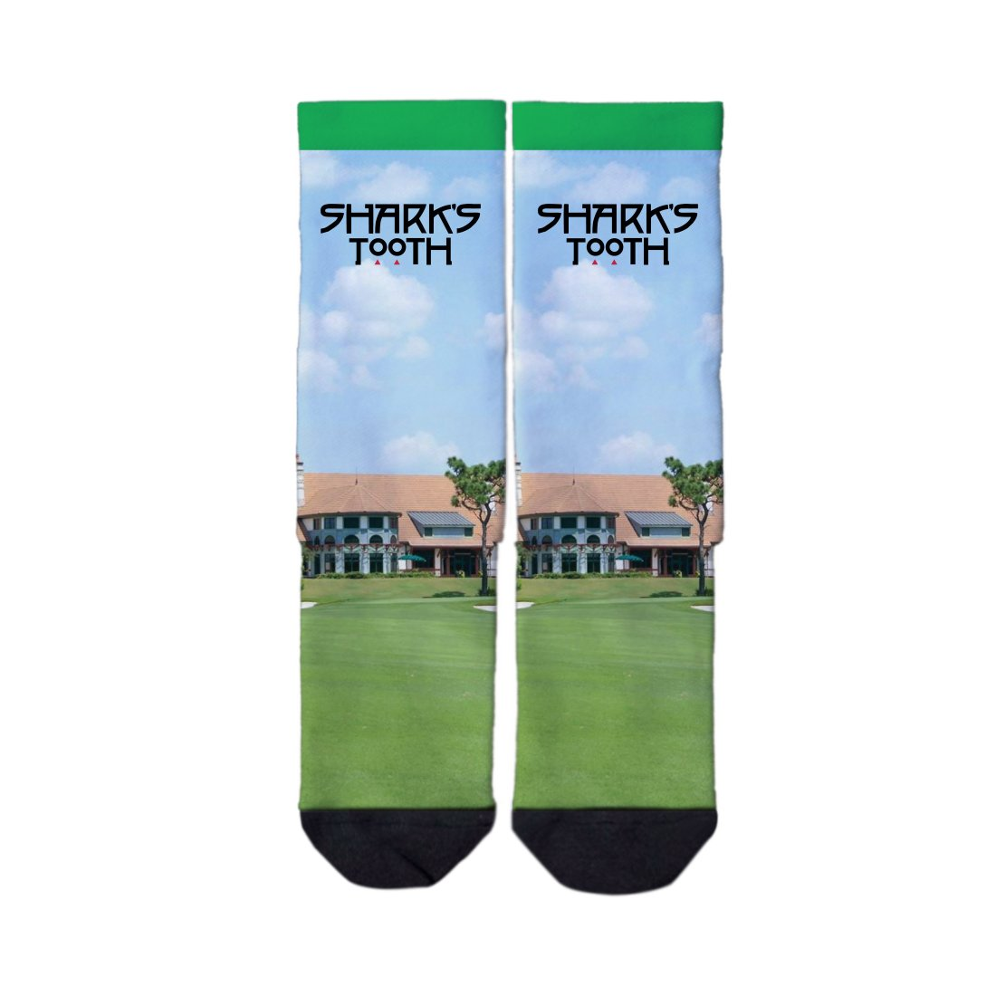 Shark'S Tooth Golf Club Green EFS N01579586ML