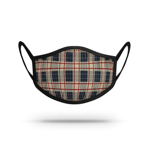 Plaid - Burberry Check Athletic Mask N01849331ONE