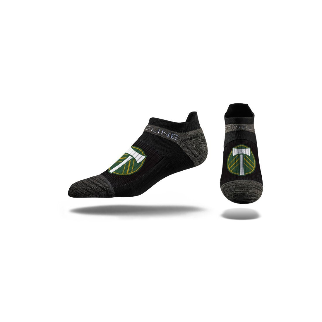 Portland Timbers Black Premium Low N00942865ML