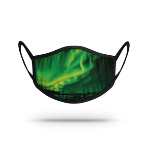 Scenery - Aurora Borealis Athletic Mask N01849308ONE