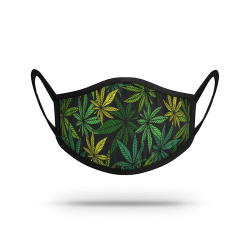 Weed - v2 Athletic Mask N01849349ONE