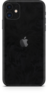 Apple iPhone 11 black camo SKIN and WRAP. skinz