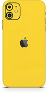 Apple iPhone 11 true yellow wrap-skin. SKINZ Edmonton