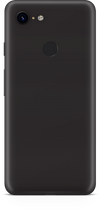 Google pixel 3 matte black skin and wrap. skinz