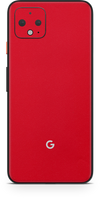 Google pixel 4 xl true red skin and wrap. Skinz