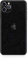 Apple iPhone 11 pro max black camo SKIN and WRAP. skinz