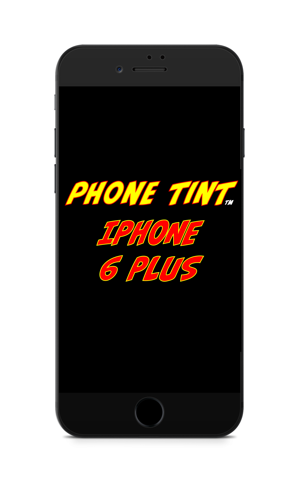 Iphone 6-6s plus phone tint privacy tempered glass screen protector. SKINZ Edmonton