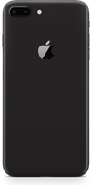 Apple iPhone 8 plus matte black skin and wrap. Skinz