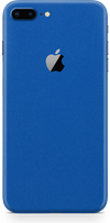 Apple iPhone 8 plus true blue skin and wrap. Skinz