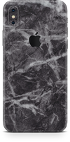 Apple iPhone x marble phone wrap-skin. skinz Edmonton