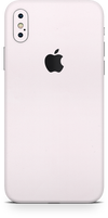 Apple iPhone x max baby pink phone wrap-skin. skinz Edmonton