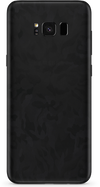 Samsung galaxy s8 black camo SKIN and WRAP. skinz