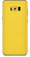 Samsung galaxy s8-s8 plus true yellow phone wrap-skin. skinz Edmonton