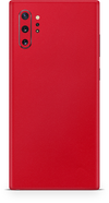 Samsung note 10 plus true red skin and wrap. Skinz