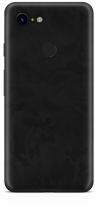 Google pixel 3 black camo skin and wrap. skinz