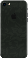 Apple iPhone 8 green camo skin and wrap. Skinz