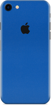 Iphone 8 true blue skin wrap. Skinz Edmonton
