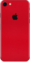 Iphone 8 true red skin wrap. Skinz Edmonton