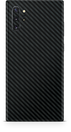 Samsung note 10 plus black carbon fiber skin and wrap. Skinz